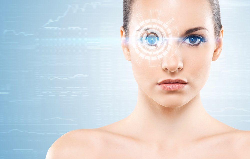 عمل لیزیک قبل از عمل بینی